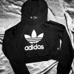 Adidas Corp top hoodie